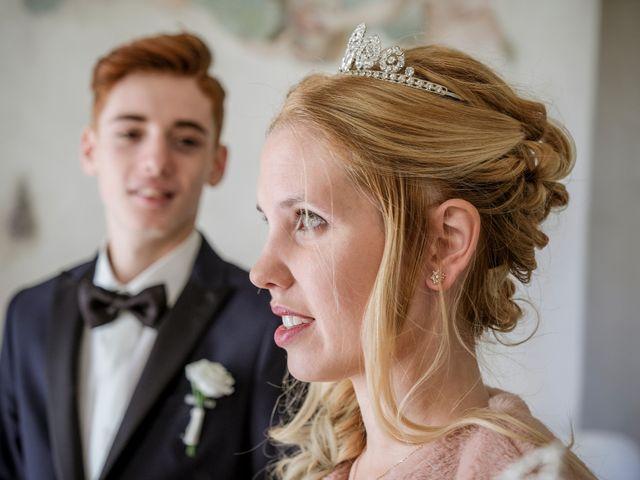 Il matrimonio di Gianluca e Eleonora a Erba, Como 18