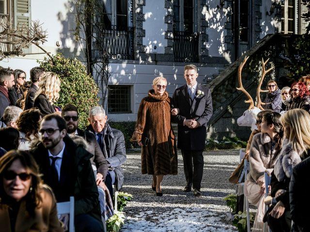 Il matrimonio di Gianluca e Eleonora a Erba, Como 27