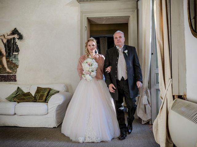 Il matrimonio di Gianluca e Eleonora a Erba, Como 28
