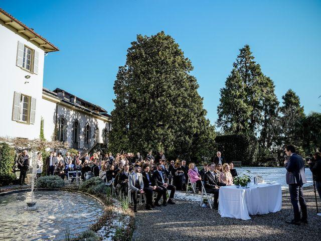 Il matrimonio di Gianluca e Eleonora a Erba, Como 31