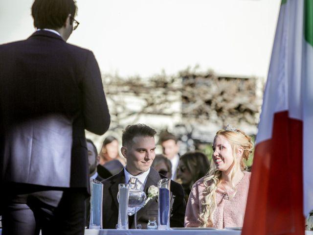 Il matrimonio di Gianluca e Eleonora a Erba, Como 36