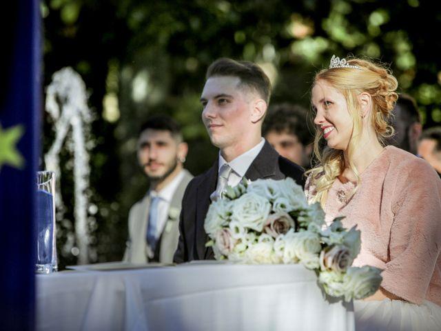 Il matrimonio di Gianluca e Eleonora a Erba, Como 37