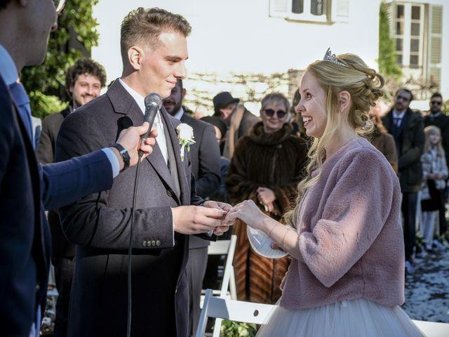 Il matrimonio di Gianluca e Eleonora a Erba, Como 41
