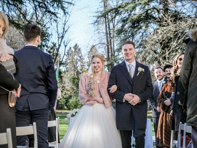 Il matrimonio di Gianluca e Eleonora a Erba, Como 50