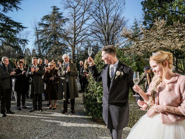 Il matrimonio di Gianluca e Eleonora a Erba, Como 51