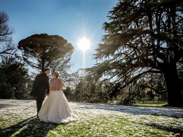 Il matrimonio di Gianluca e Eleonora a Erba, Como 52