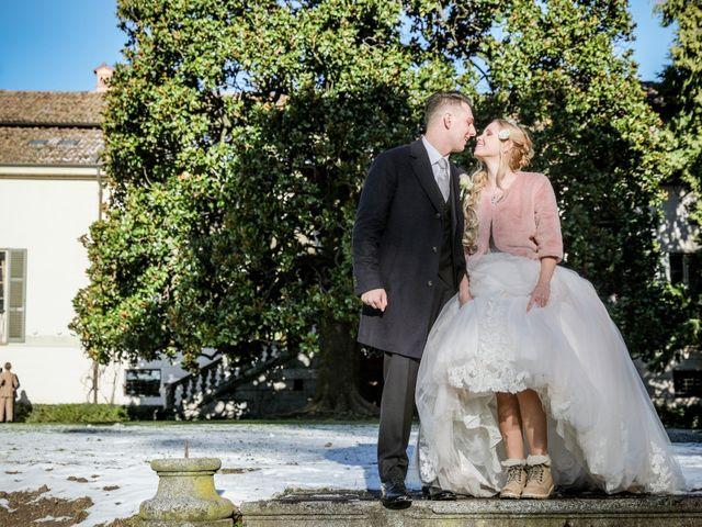 Il matrimonio di Gianluca e Eleonora a Erba, Como 58