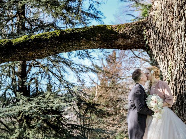 Il matrimonio di Gianluca e Eleonora a Erba, Como 59
