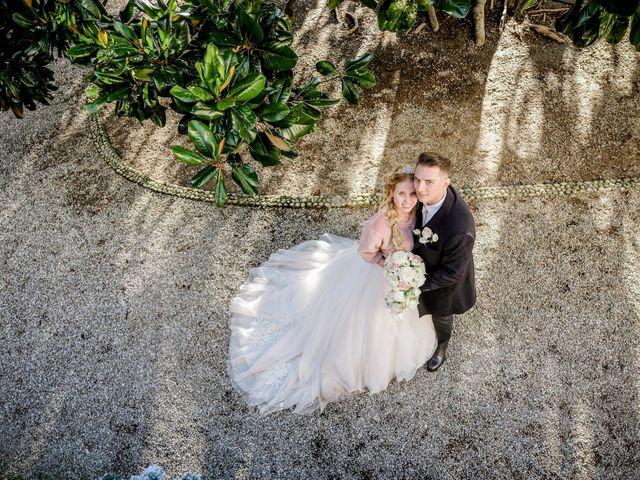 Il matrimonio di Gianluca e Eleonora a Erba, Como 63