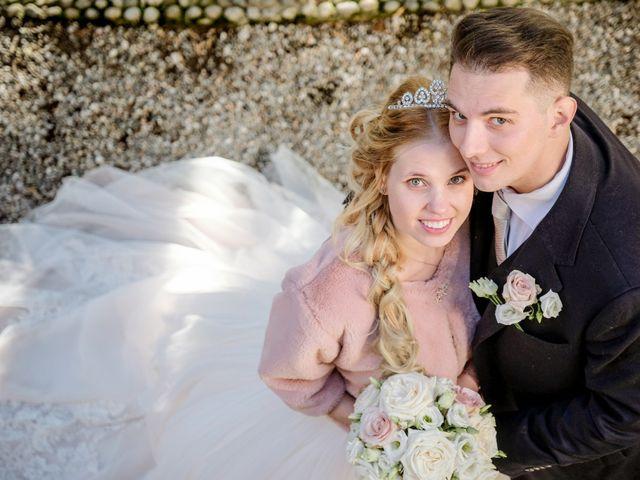Il matrimonio di Gianluca e Eleonora a Erba, Como 64