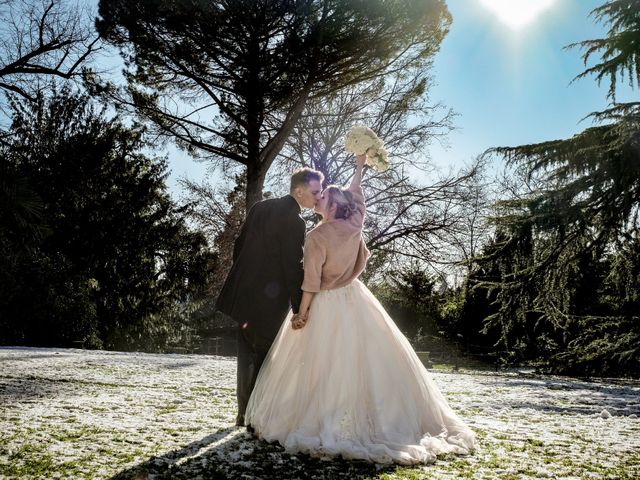 Il matrimonio di Gianluca e Eleonora a Erba, Como 67