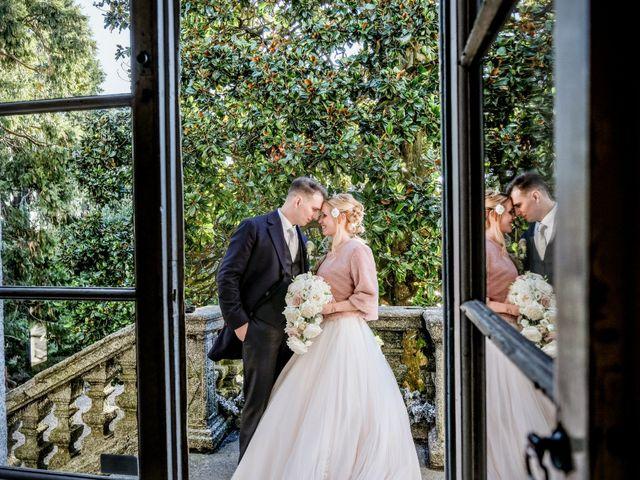Il matrimonio di Gianluca e Eleonora a Erba, Como 69