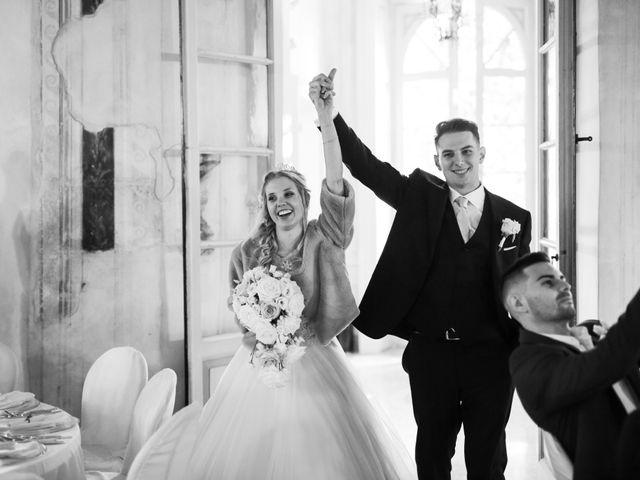 Il matrimonio di Gianluca e Eleonora a Erba, Como 76