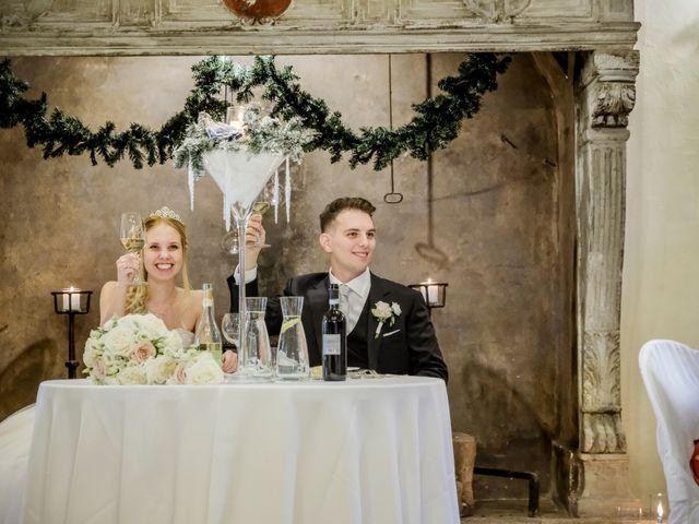 Il matrimonio di Gianluca e Eleonora a Erba, Como 77