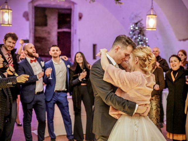 Il matrimonio di Gianluca e Eleonora a Erba, Como 82