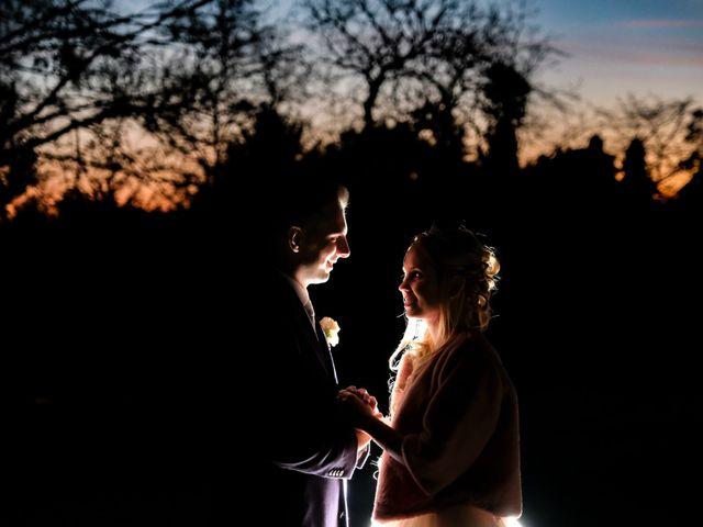 Il matrimonio di Gianluca e Eleonora a Erba, Como 85
