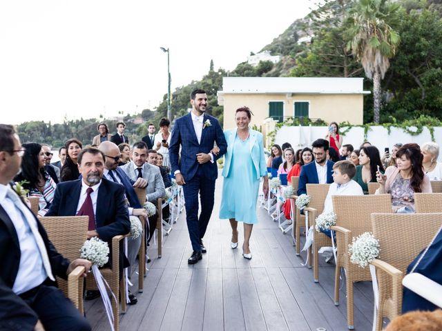 Il matrimonio di Oreste e Flavia a Sanremo, Imperia 18
