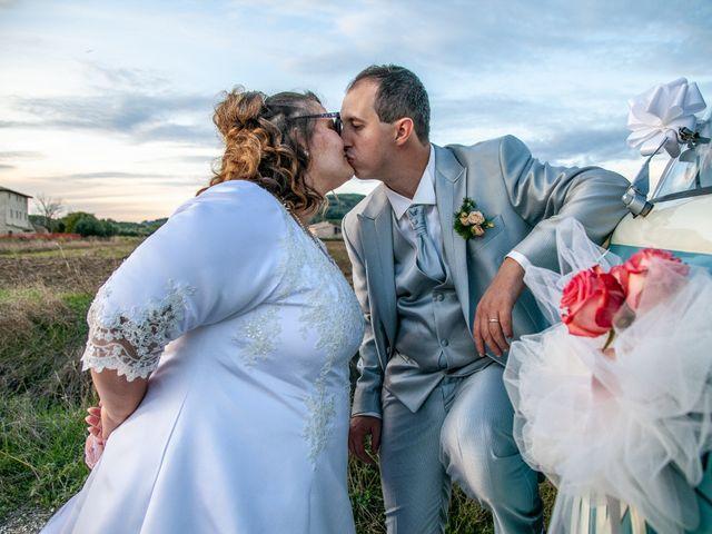 Il matrimonio di Marco e Elena a Bettona, Perugia 11