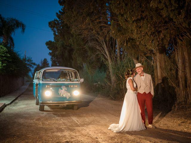 Le nozze di Federica e Gaetano