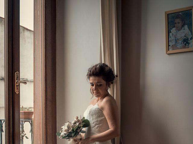Il matrimonio di Sara e Andrea a Castel Sant'Elia, Viterbo 4