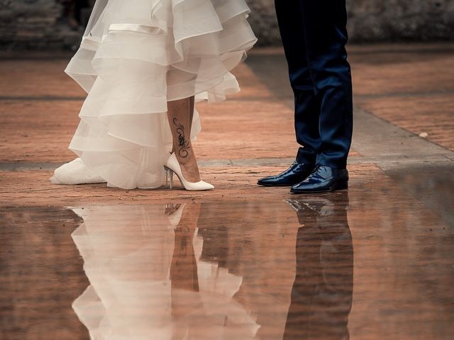 Il matrimonio di Sara e Andrea a Castel Sant'Elia, Viterbo 10