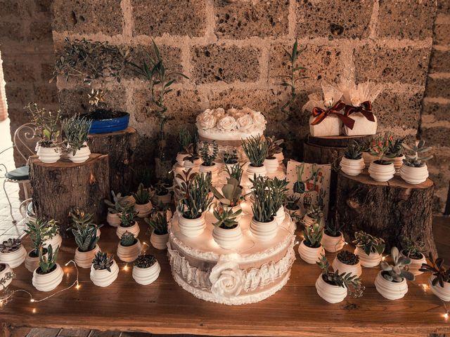 Il matrimonio di Sara e Andrea a Castel Sant'Elia, Viterbo 12
