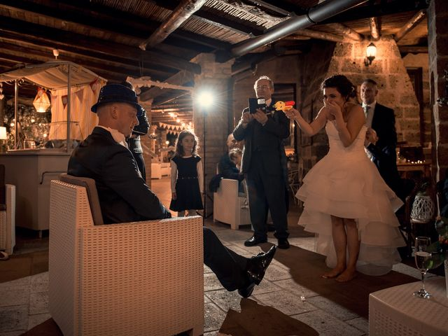 Il matrimonio di Sara e Andrea a Castel Sant'Elia, Viterbo 15