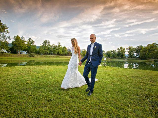 Le nozze di Gessica e Gabriele