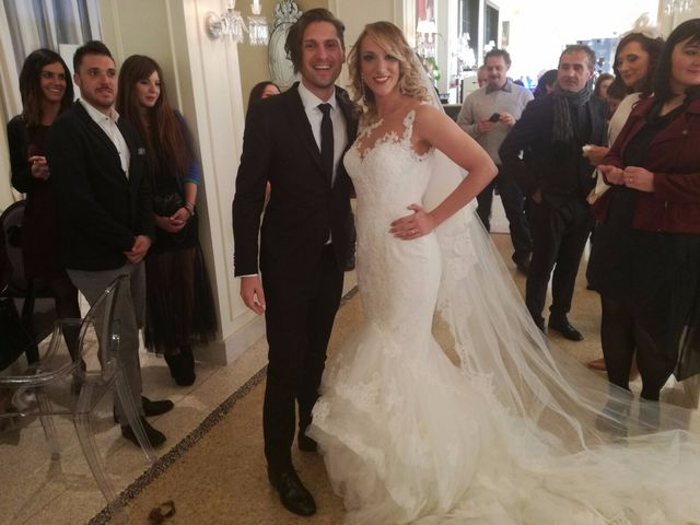 Il matrimonio di Michele e Silvia a Monteveglio, Bologna 8