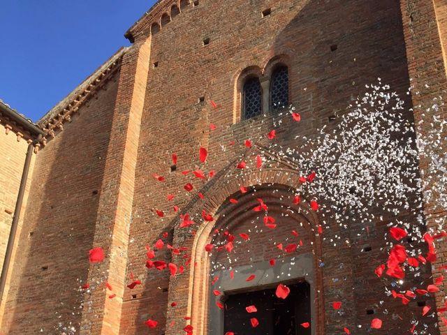 Il matrimonio di Michele e Silvia a Monteveglio, Bologna 9