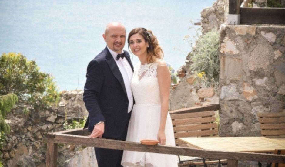 Il matrimonio di Giuseppe Patrizio  e Antonella  a Finale Ligure, Savona