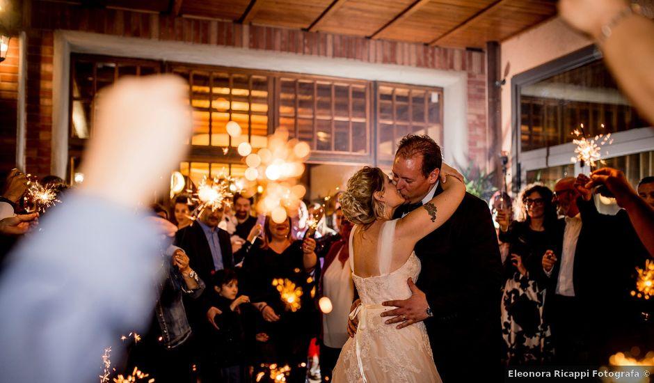 Il matrimonio di Cedric e Dora a Bizzarone, Como