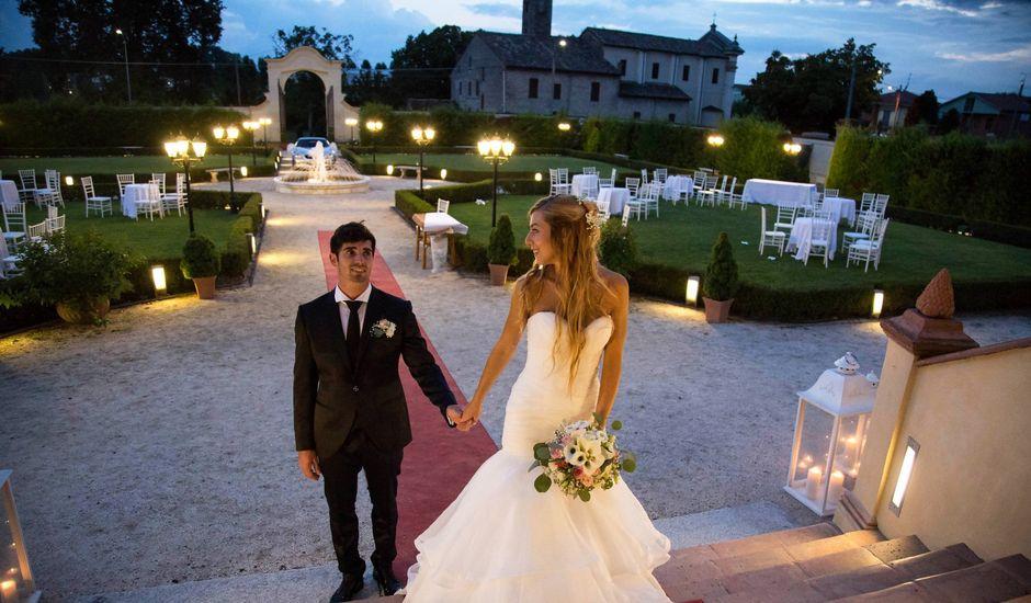 Il matrimonio di Melcarne e Michelle a Soragna, Parma