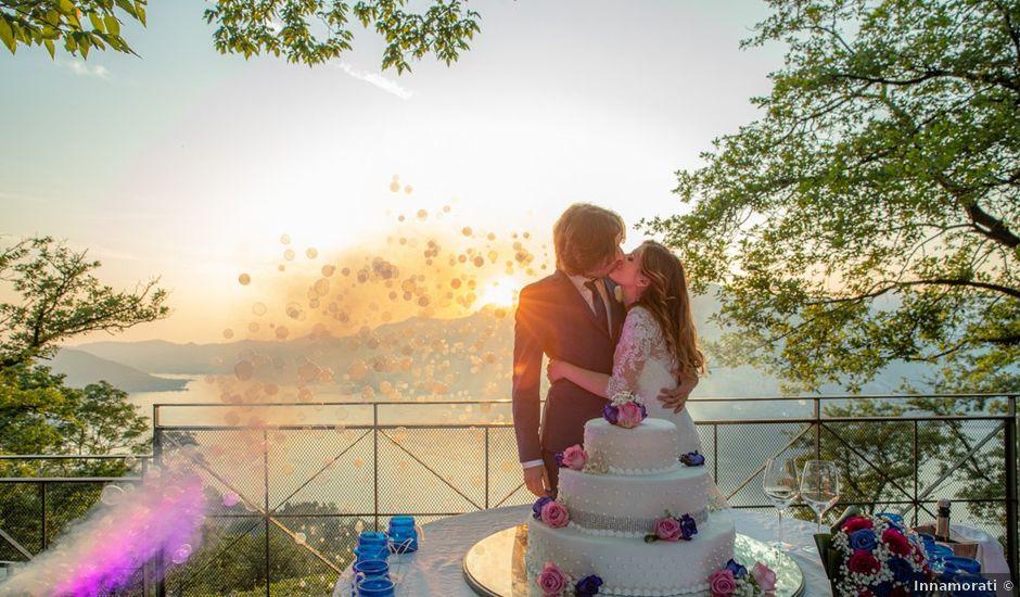 Il matrimonio di Mauro e Maria a Provaglio d'Iseo, Brescia