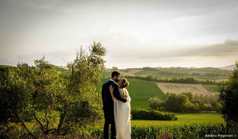 Il matrimonio di Stefano e Carlotta a Conzano, Alessandria