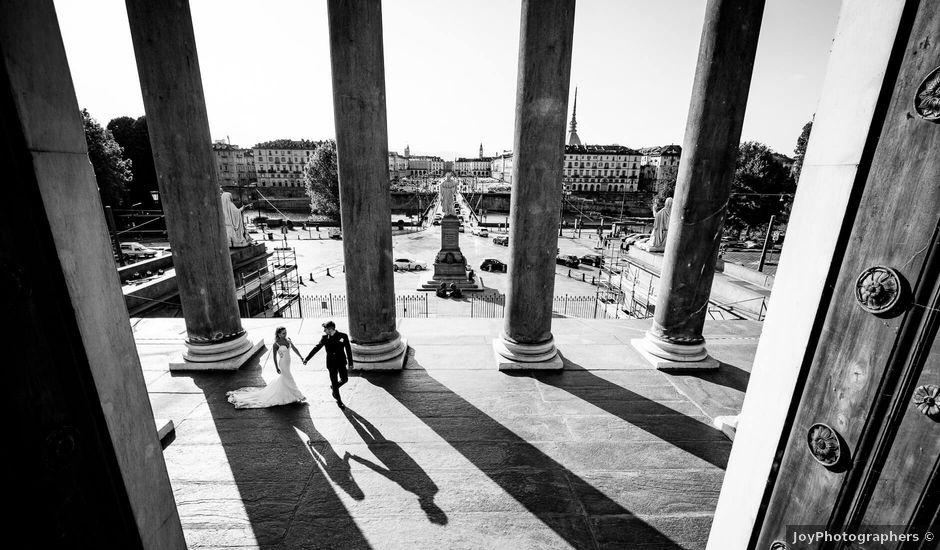 Il matrimonio di Edoardo e Marika a Orbassano, Torino