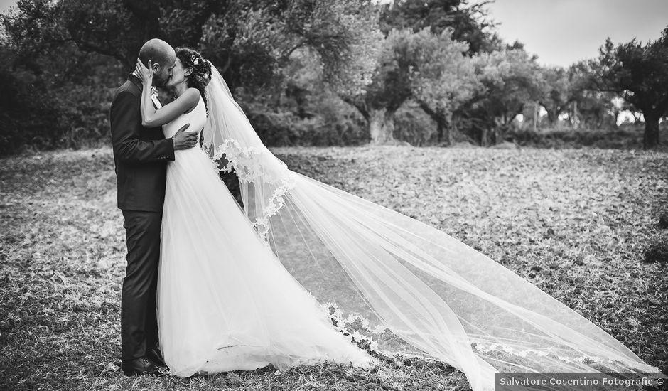 Il matrimonio di Guglielmo e Chiara a Catanzaro, Catanzaro