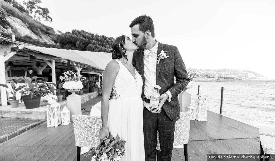Il matrimonio di Oreste e Flavia a Sanremo, Imperia