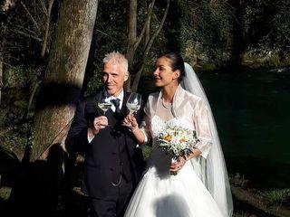 Le nozze di Francesco e Giulia 1