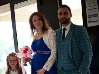 Le nozze di Elisa e Luca 1