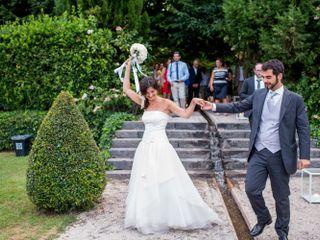 Le nozze di Antonella e Bruno