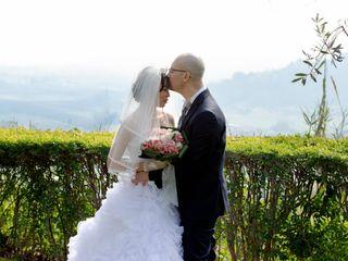 Le nozze di Mifuka e Andrea