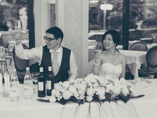 Le nozze di Masako e Giuliano