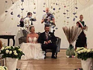 Le nozze di Valentina  e Denis 1