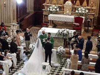 Le nozze di Giada e Gianmarco 2