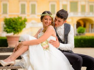 Le nozze di Carmela e Claudio