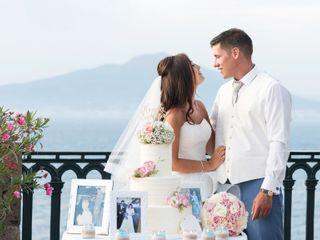 Le nozze di Corrina e John