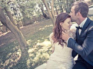 Le nozze di Rosita e Cristian
