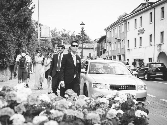 Il matrimonio di Tommaso e Sara a Bardolino, Verona 24