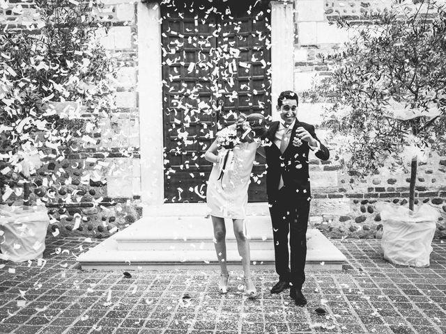 Il matrimonio di Tommaso e Sara a Bardolino, Verona 41
